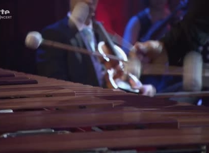 И.С. Бах. Жига из сюиты для лютни ми минор, BWV 996. (переложение для маримбы)